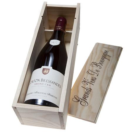 Cadeau sur le vin