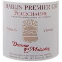 Chablis Fourchaume - 1er Cru - 2014