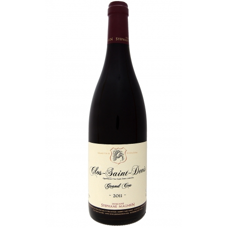 Clos Saint-Denis Grand Cru 2014