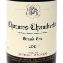 Etiquette Charmes-Chambertin 2011 grand cru