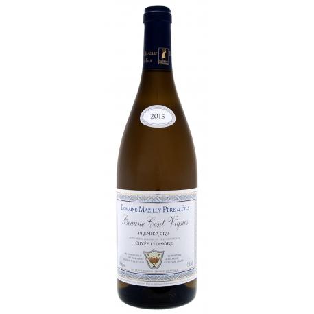 Beaune 1er Cru Wit Cent Wijnstokken 2015