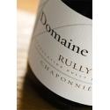 Rully vino blanco de borgoña
