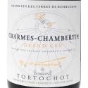 Etiquette vin Charmes-Chambertin