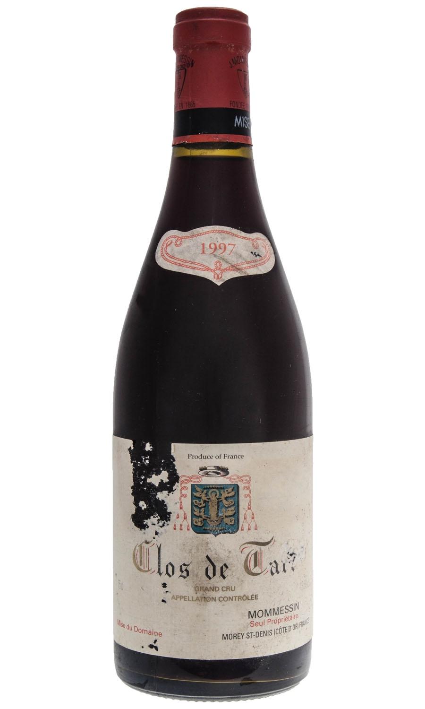 Clos de Tart 1997 - Buy red Wine Grand Cru Burgundy Monopole