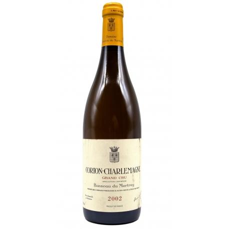 Corton Charlemagne Grand Cru 2002