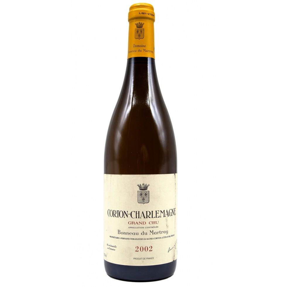 Corton Charlemagne Bonneau du Martray
