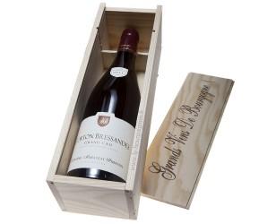 Grand Cru burgundy cabinet