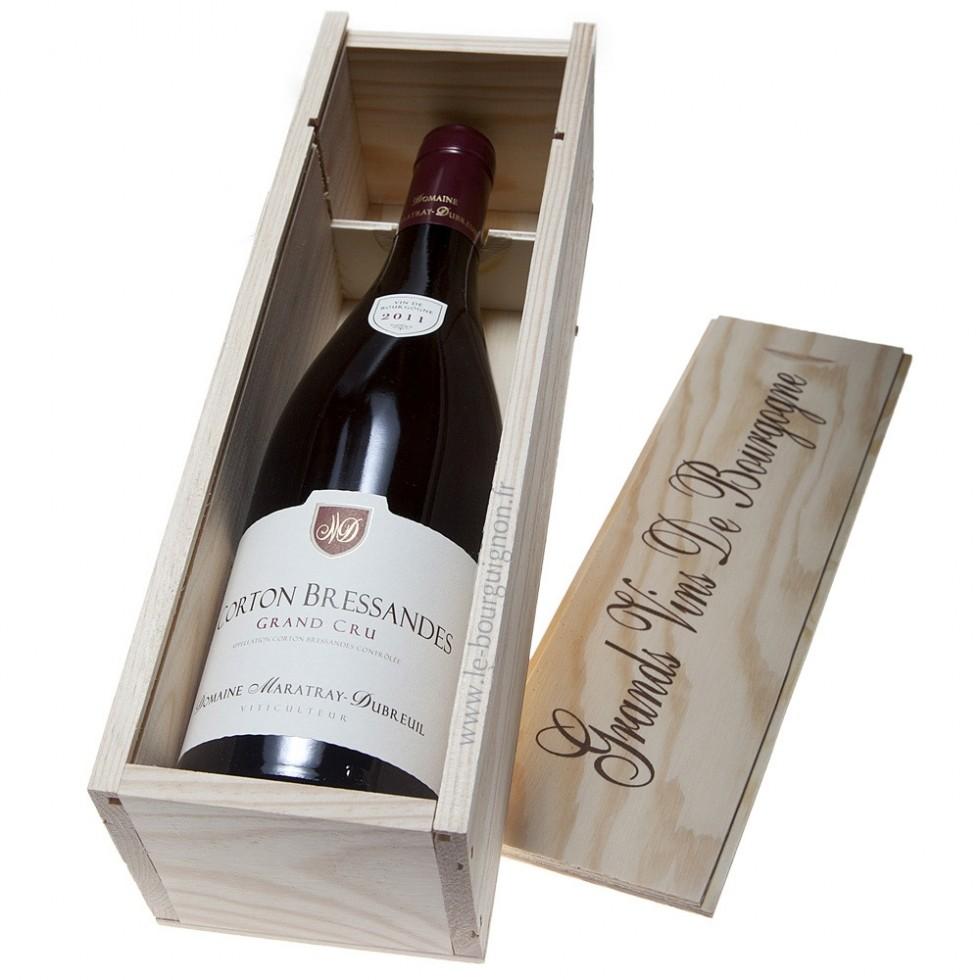 Cabinet Grand Cru burgundy