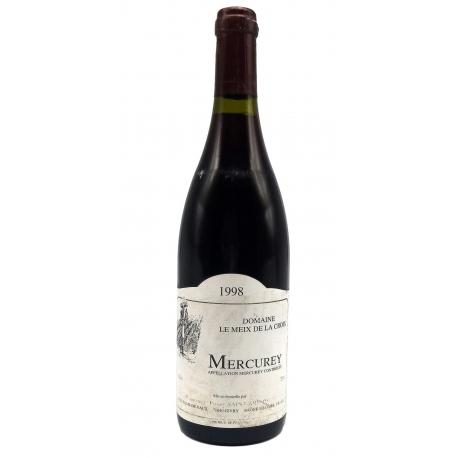 Mercurey rouge 1998