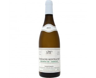 Magnum of Chassagne-Montrachet 1er Cru Morgeot White 2015