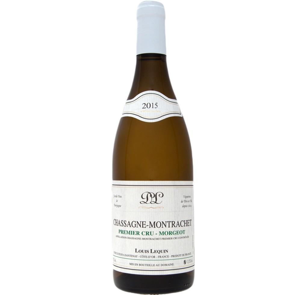 Magnum van Chassagne-Montrachet 1er Cru Morgeot Wit 2015