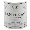 etiquette bourgogne Santenay 2007