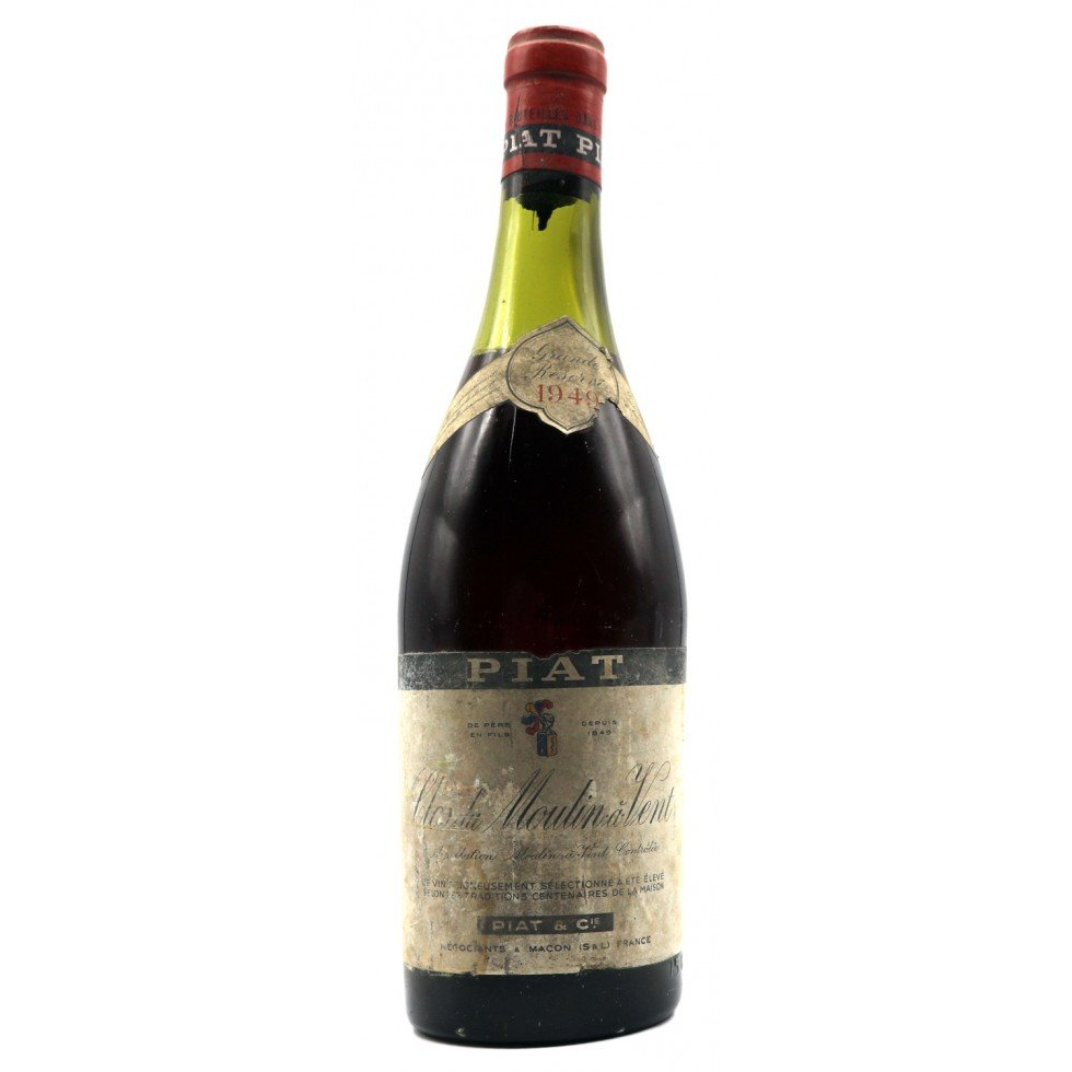 bottle wine 1949