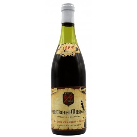 Chambolle Musigny 1969