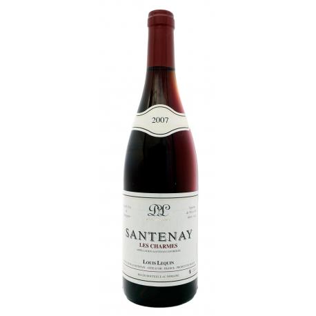 Santenay rouge 2007