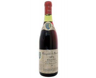 Beaune 1969 - Hospices de Beaune rouge