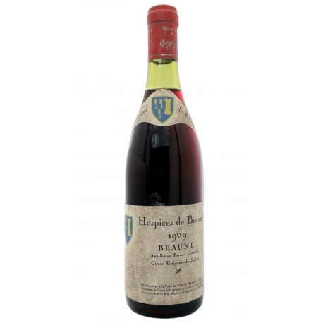 Beaune 1969 - the Hospices de Beaune red