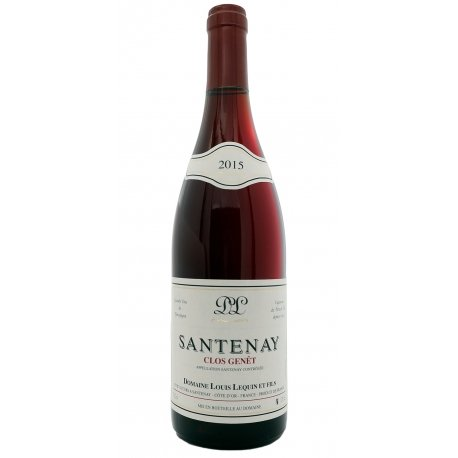 Santenay Red 2015