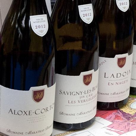 Dégustation n°5 : Grands Vins de Bourgogne