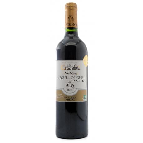 Bordeaux rouge 2011 - Médoc