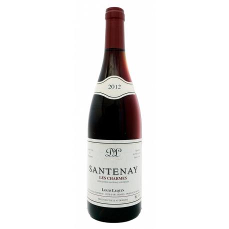 "Santenay rouge 2012 ""les Charmes"""