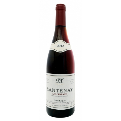 """Santenay rouge 2012 """"The Charms"""""""