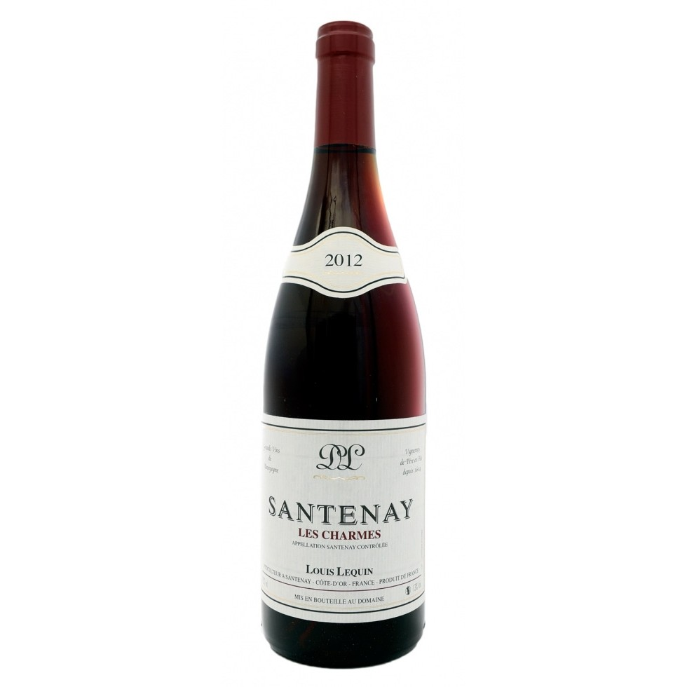 Red Santenay 2012