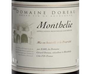 Etichetta Monthélie
