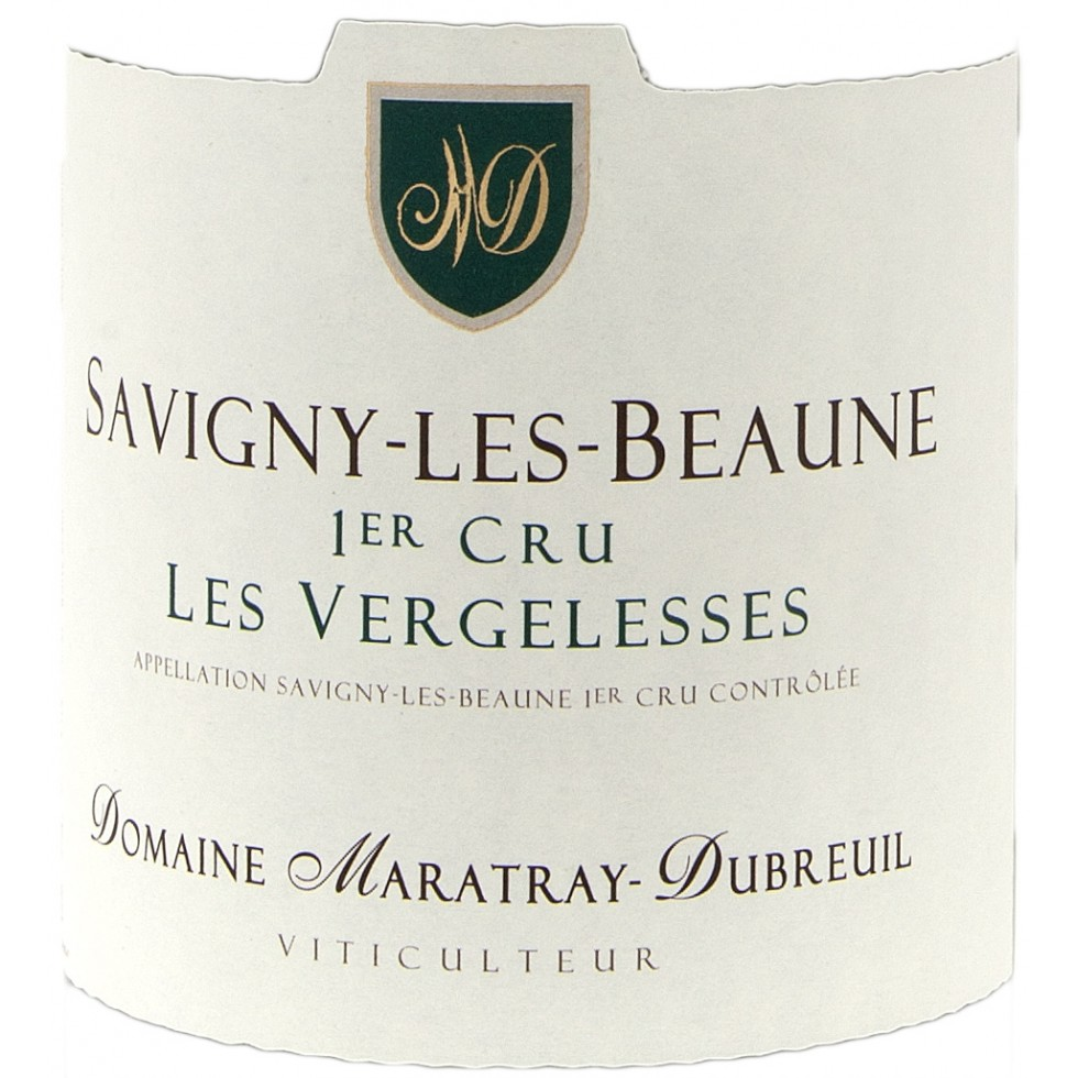 Savigny les Beaune 1e Cru wit 2015