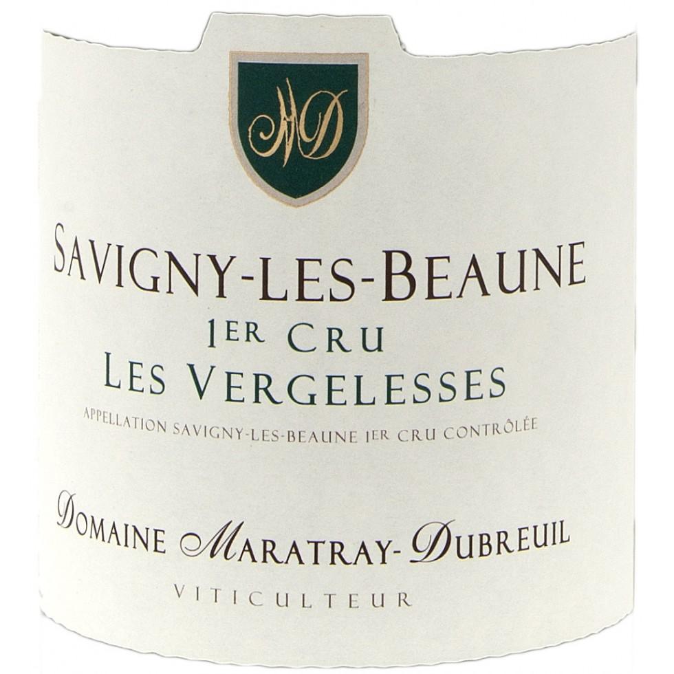 Savigny les Beaune 1st Cru blanco 2015
