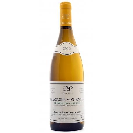 Chassagne-Montrachet 1 Cru blanc 2016