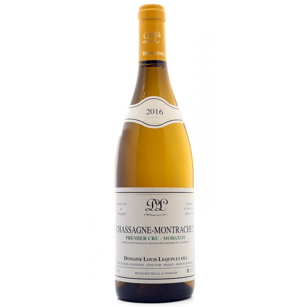 Chassagne-Montrachet 1er Cru wit 2016
