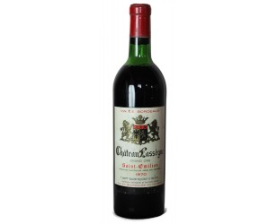 Saint Emilion wine 1970