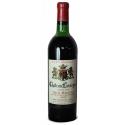 Saint Emilion wine 1970