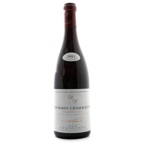 Charmes-Chambertin Grand Cru 2003