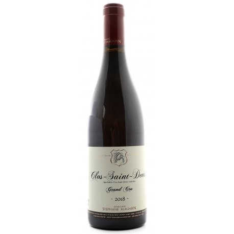 Clos Saint-Denis Grand Cru 2018