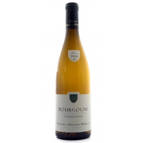 Chardonnay de Borgoña 2018
