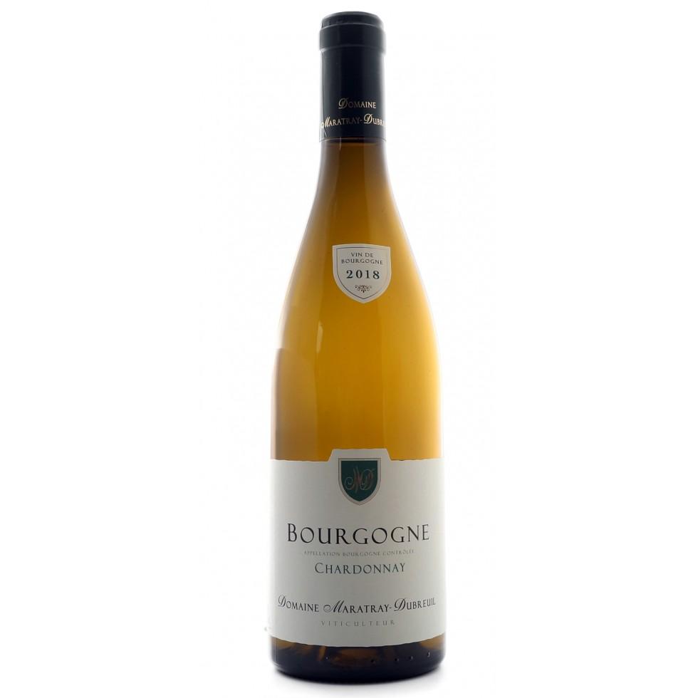 Burgundy Chardonnay 2018