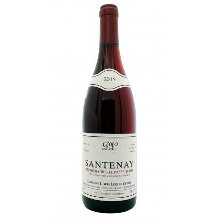 """Santenay 1er Cru rouge 2015 """"Le Passe-Temps"""""""