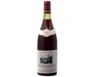 Vins rouges appellations villages et premiers crus et grands crus le bour - Conservation vin rouge ...