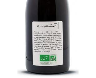 etiquette vin mazis chambertin grand cru