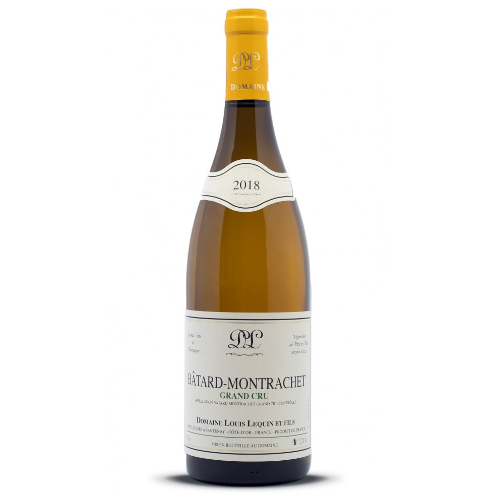 Bâtard Montrachet Grand Cru 2018