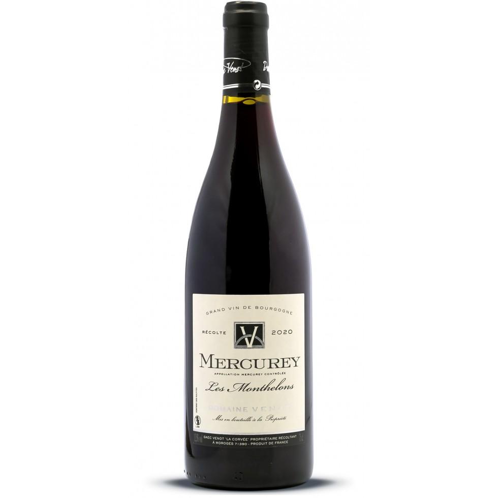 Mercurey Burgundy