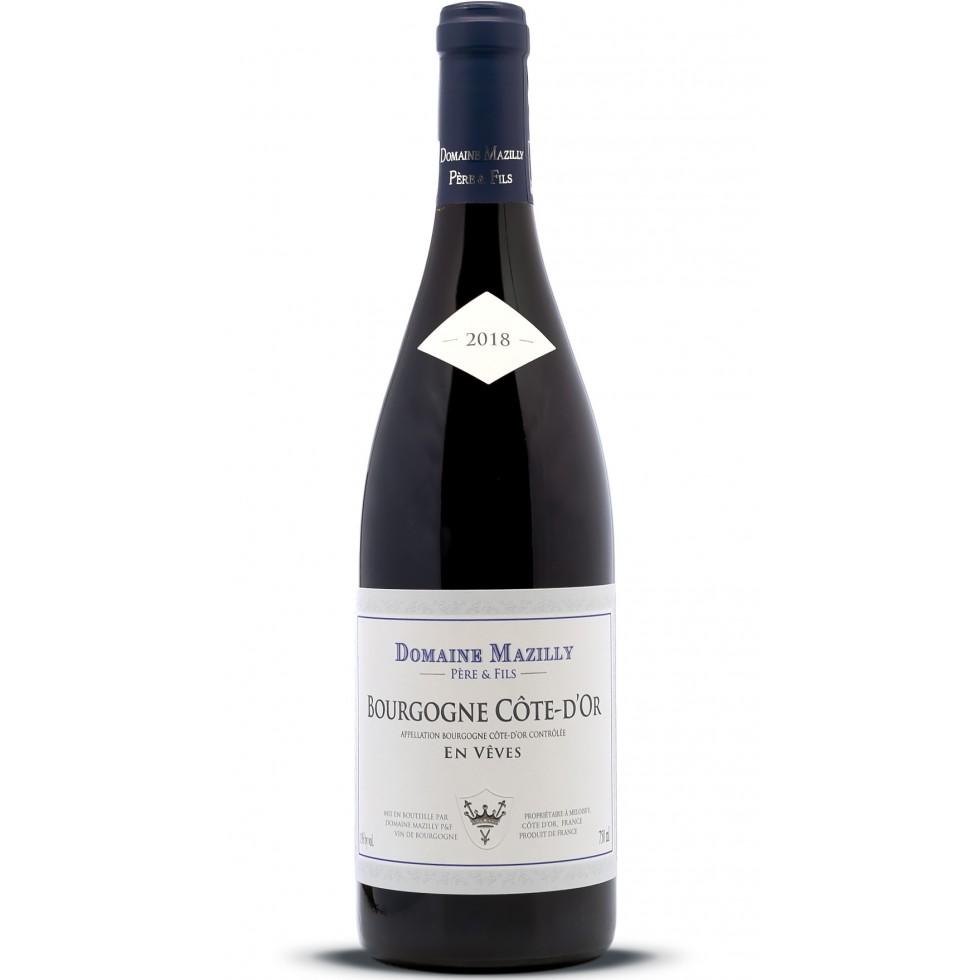 Burgundy Côte d'Or Rouge 2018