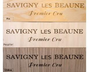 personalized wedding box