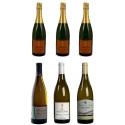Tout en Blanc - Achat vins blancs
