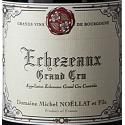 Etiquette Echezeaux grand cru 2009