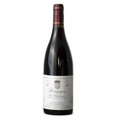 Bourgogne red 1997