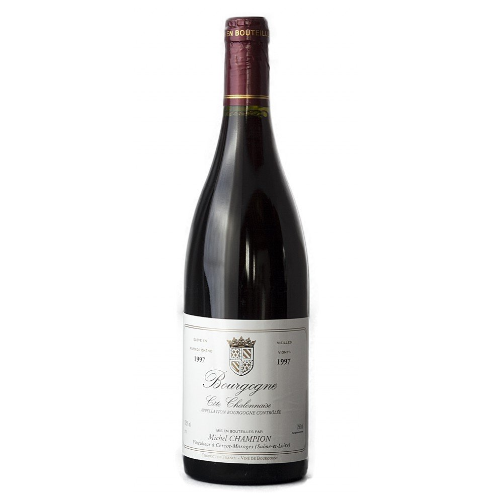 Burgundy Red 1997