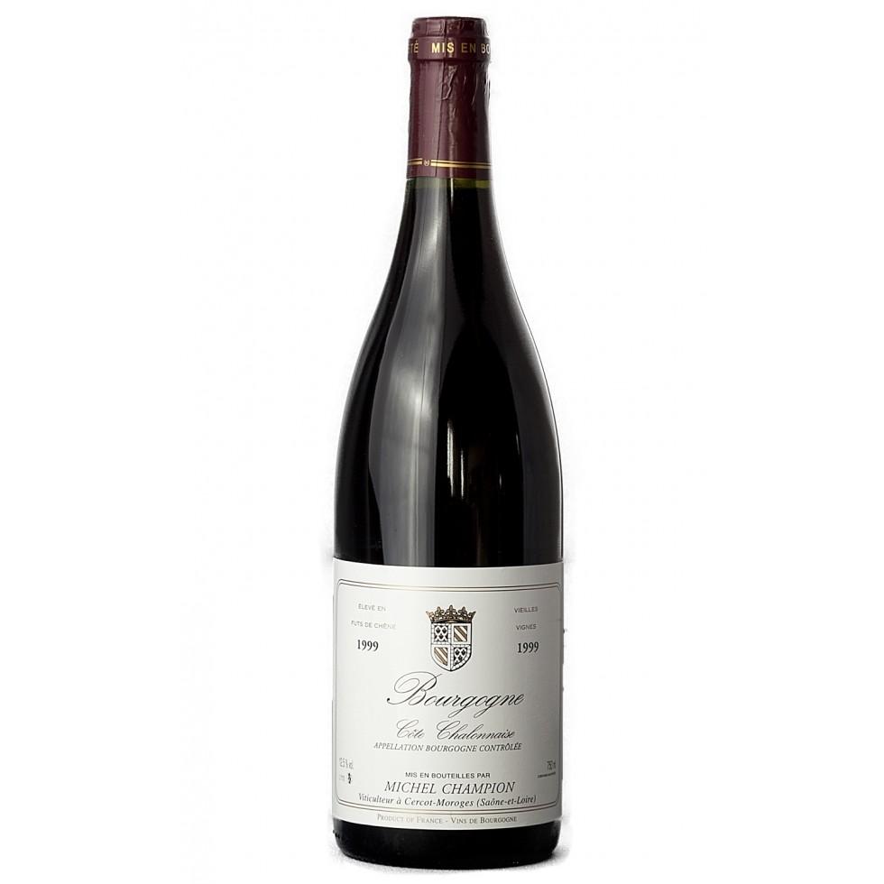 Burgundy Red 1999